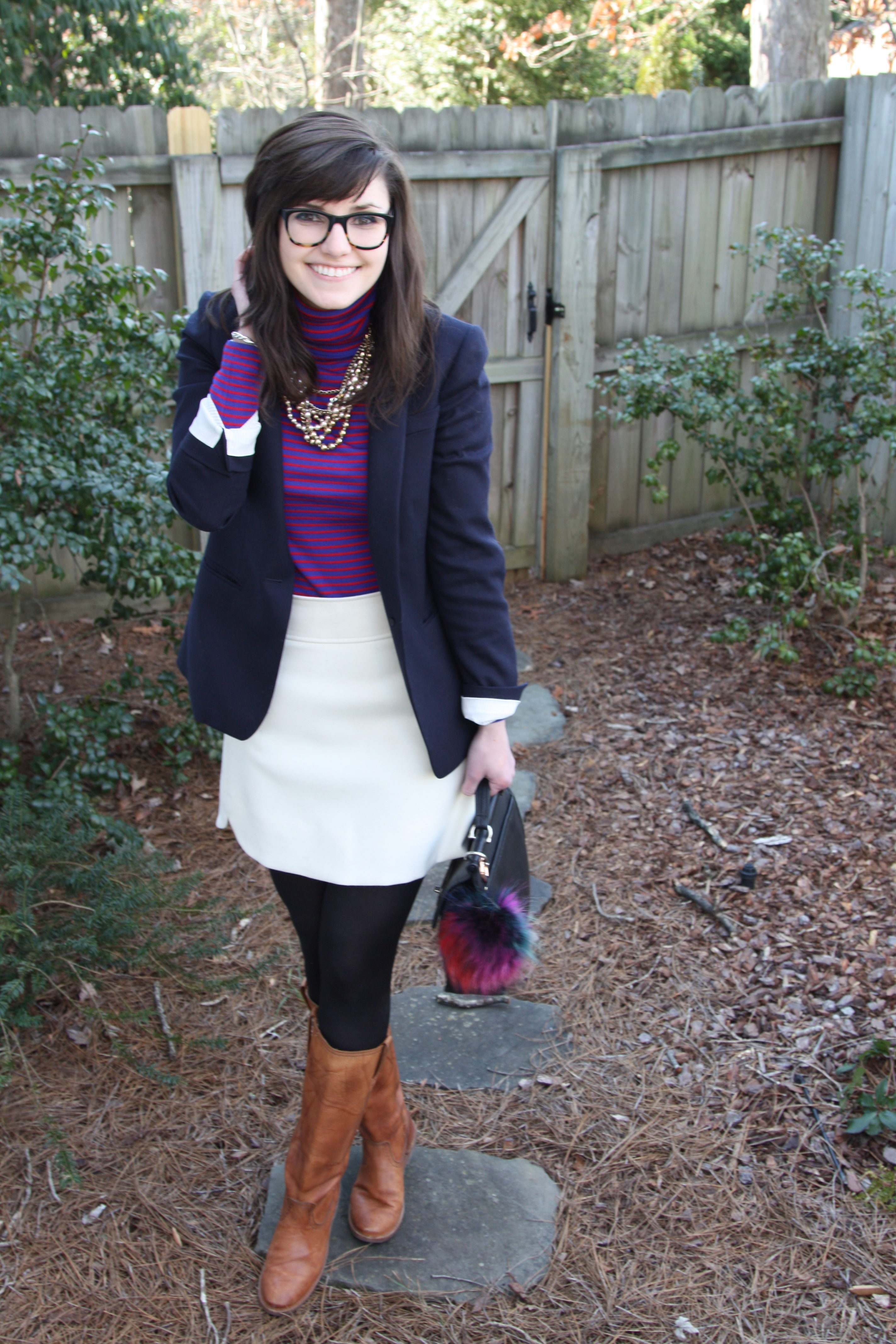 Winter Whites and Sweet Treats - Lefty Living Life