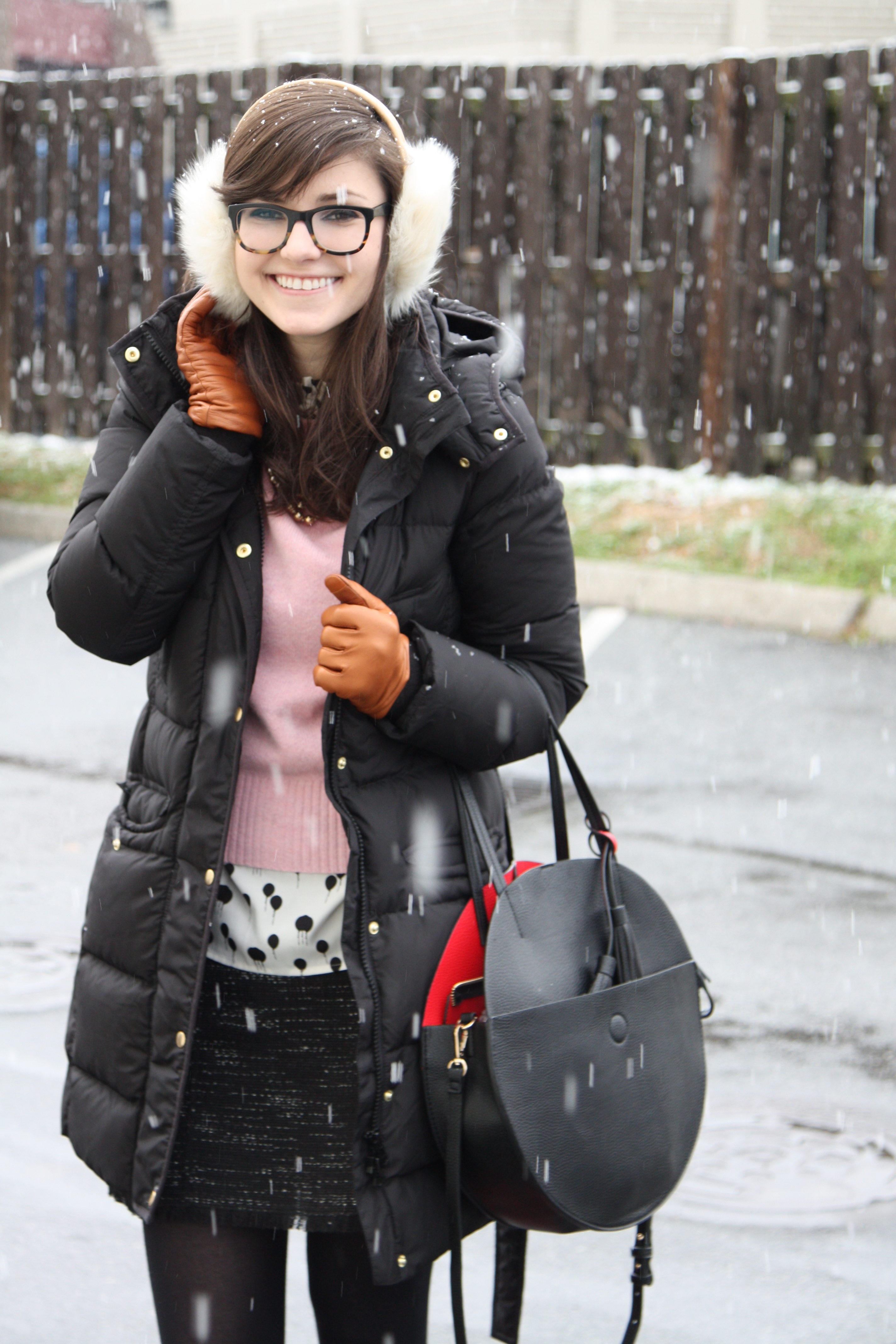 Snow Day Layers - Lefty Living Life