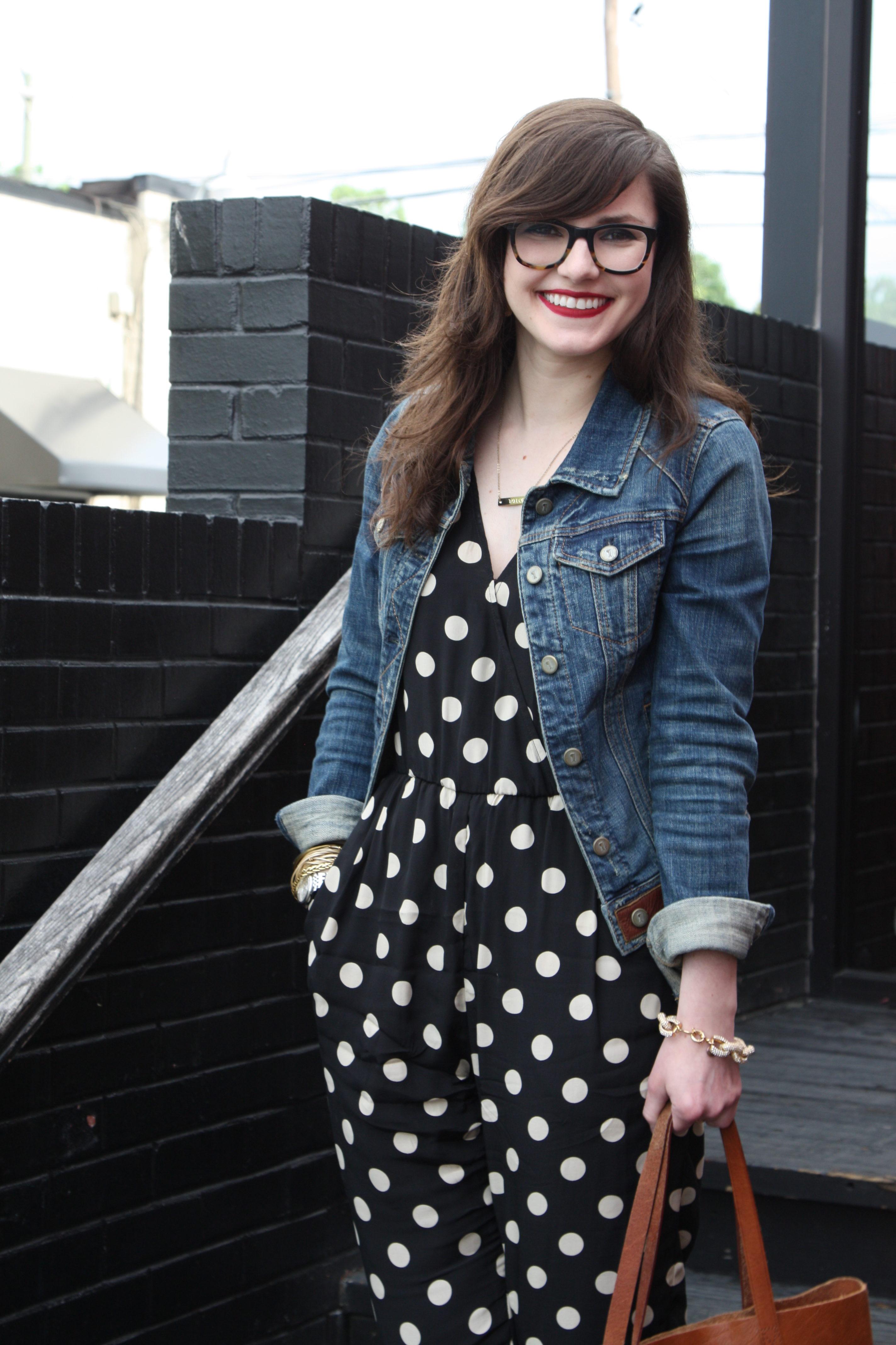 Polka Dots Continued - Lefty Living Life