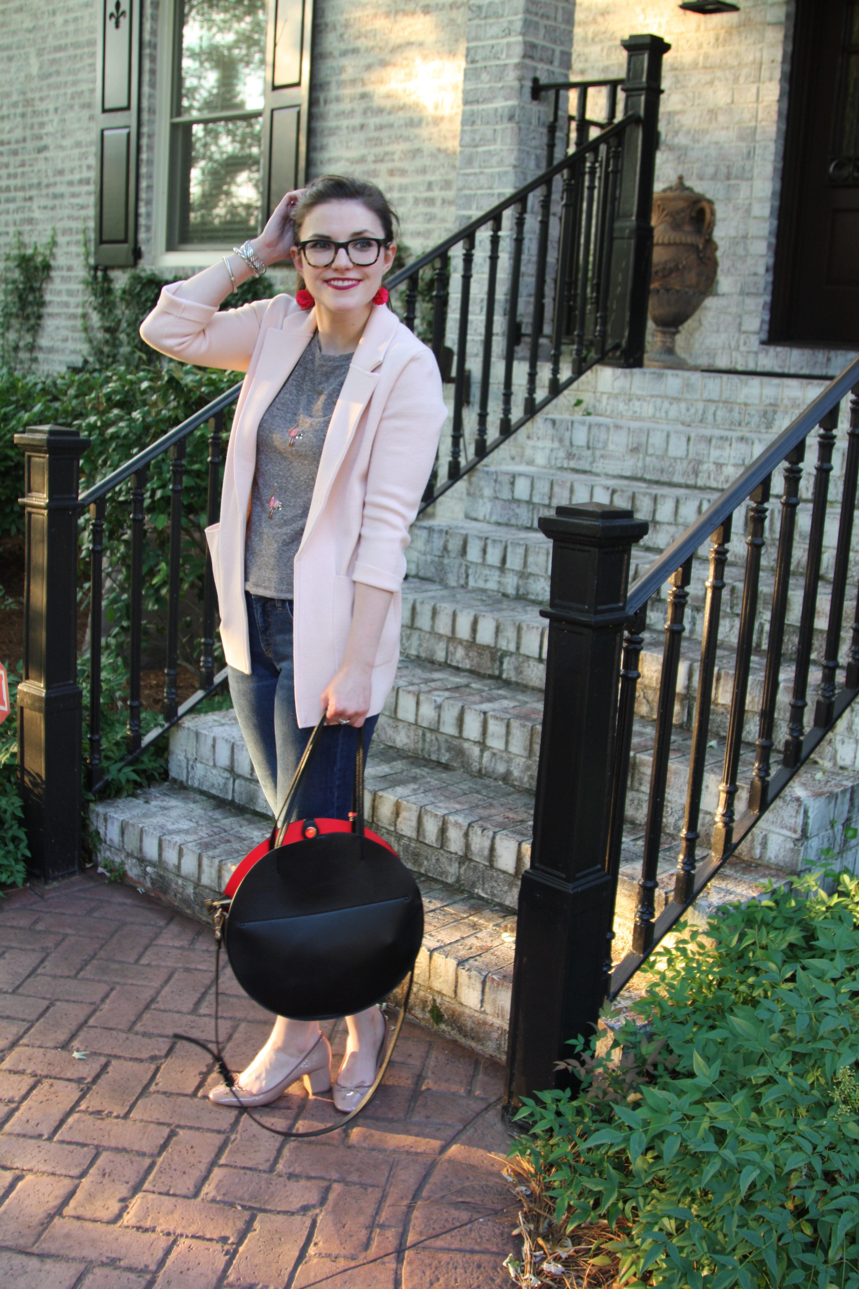 Pink Summer Layers - Lefty Living Life